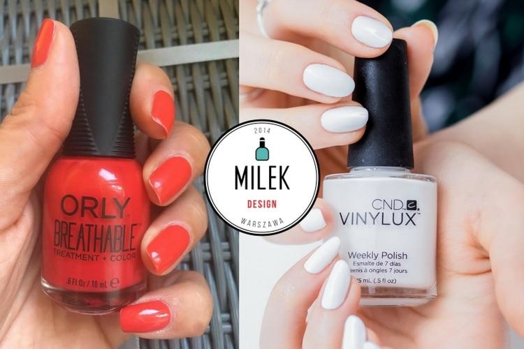 Manicure Vinylux Vs Hybryda Co Wybierzesz Dla Siebie Milek